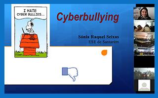 Videoconferência sobre Cyberbullying
