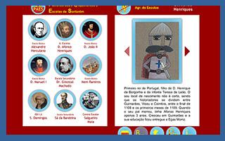 PAES-Patronos dos Agrupamentos e Escolas (Santarém)