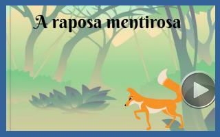 A raposa mentirosa