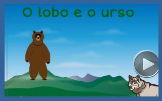 O lobo e o urso