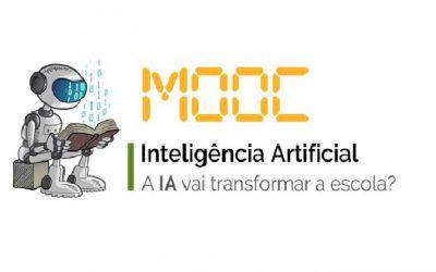 A Inteligência Artificial Vai Transformar a Escola? – MOOC – Massive Open Online Course