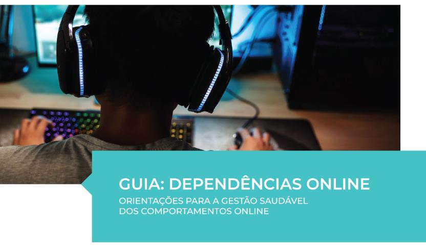 Guia de dependências online- sessões informativas