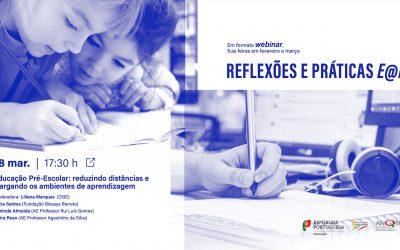 Reflexões e Práticas E@D – Educação Pré-Escolar