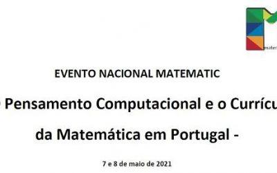 Encontro Matematic nos próximos dia 7 e 8