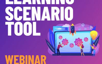 Apresentação de aplicação para criação de cenários de aprendizagem