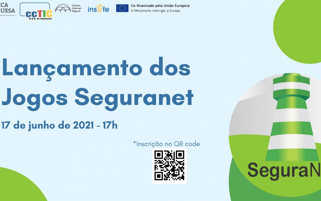 Lançamento de recursos educativos de Cidadania Digital – Jogos SeguraNet