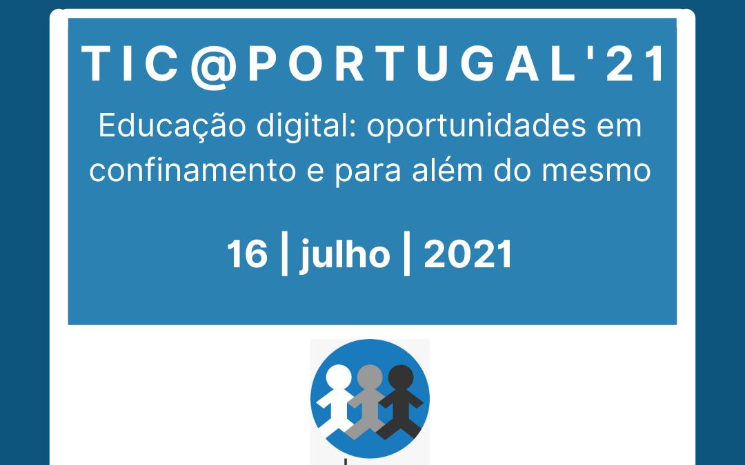 TIC@Portugal'21 – a uns cliques de distância
