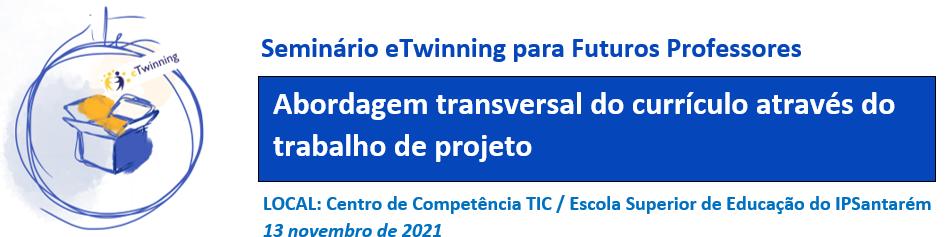 eTwinning para futuros professores – Inscrições