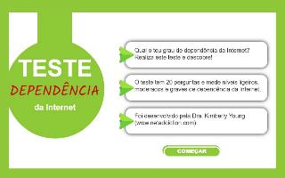 Dependência da Internet