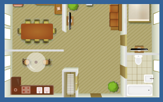 Espaços da casa -2