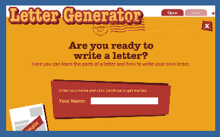 Letter Generator