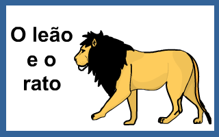 O leão e o rato