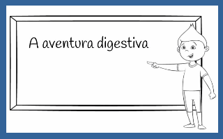A aventura digestiva
