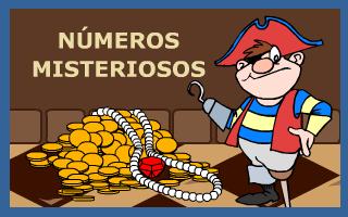 Números misteriosos (nível 2)